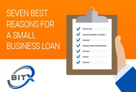 Seven Reason for a Short-Term Business Loan