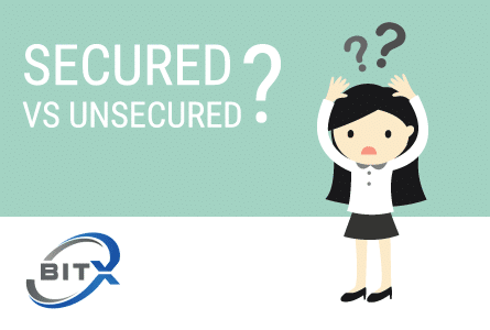 What's the Difference Between Secured & Unsecured Loans?