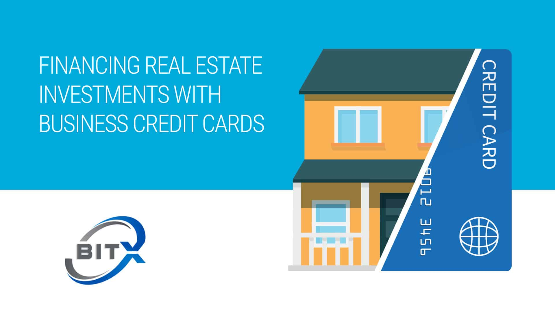 Financing real estate investments with business credit cards magicingreecefo Images
