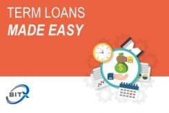 mid-term loan; SBA loan, short-term loan