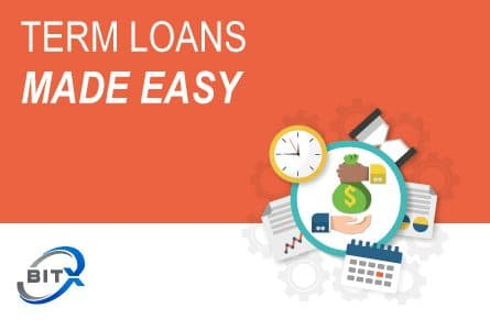 mid-term loan; SBA loan, short-term loan