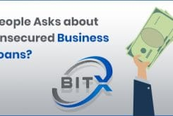 People ask question about unsecured business loans