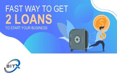 fast way to get 2 startup business loans