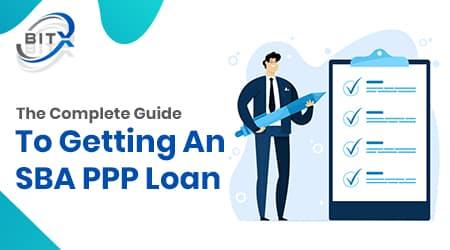 Getting an SBA PPP Loan