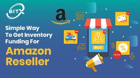 Inventory Funding for Amazon Reseller