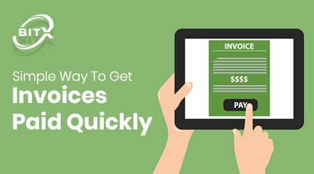 Get Invoices Paid Quickly
