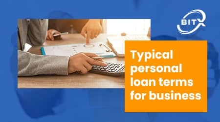 Personal Loan Terms for Business